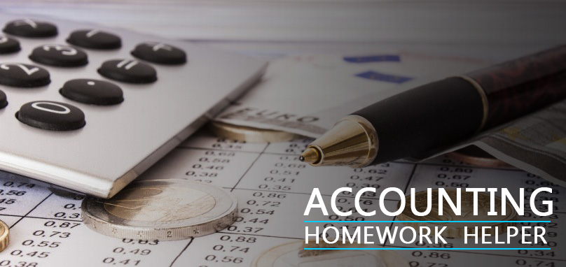 Do my accounting homework online