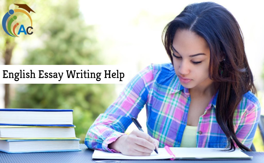 Help with english essay writing