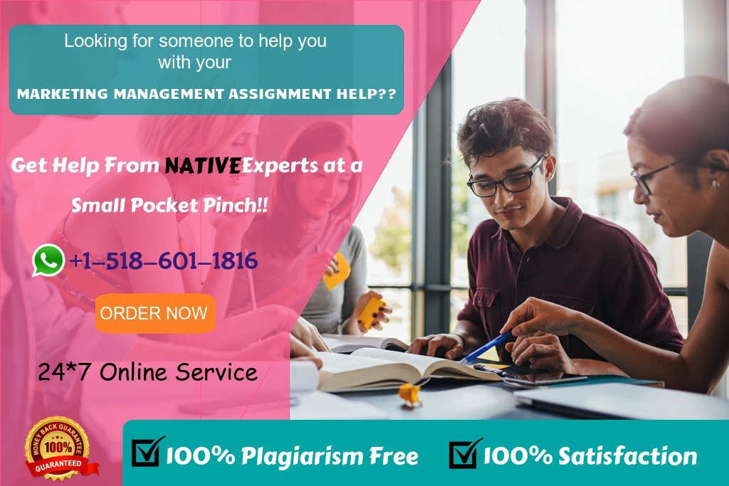 Marketing Management Assignment Help